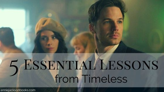 5 Essential Lessons Timeless Abigail Spencer Matt Lanter feature