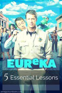 5 lessons Eureka Colin Ferguson cast pinterest