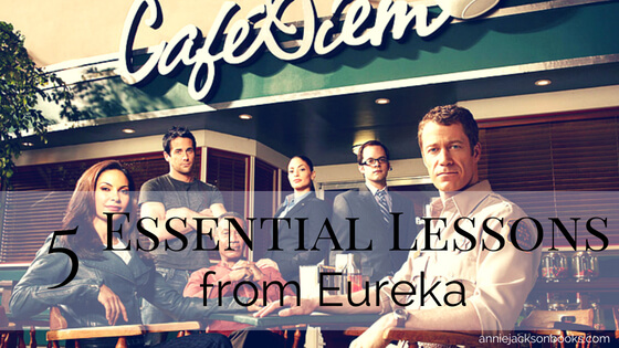 5 lessons Eureka Salli Richardson Whitfield Niall Matter Joe Morton Erica Cerra Neil Grayston Colin Ferguson feature