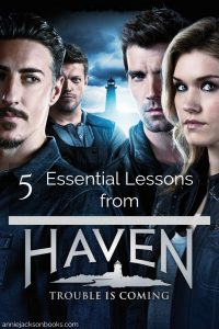 5 lessons Haven Eric Balfour Adam Copeland Lucas Bryant Emily Rose pinterest