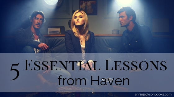 5 lessons Haven Eric Balfour Emily Rose Lucas Bryant feature
