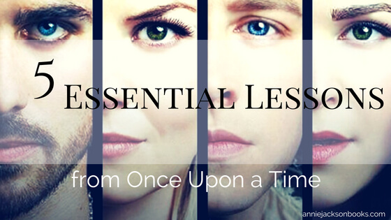 5 lessons Once Upon a Time Colin ODonoghue Jennifer Morrison Josh Dallas Ginnifer Goodwin feature