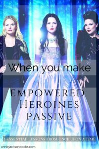 5 lessons Once Upon a Time Jennifer Morrison Ginnifer Goodwin Lana Parrilla pinterest