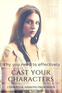 5 lessons Reign Adelaide Kane pinterest