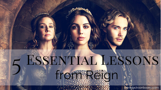 5 lessons Reign Megan Follows Adelaide Kane Toby Regbo feature