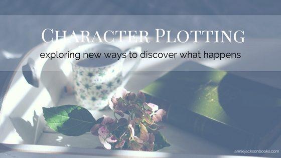 Character plotting