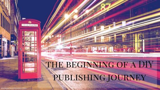 DIY Publishing Journey feature