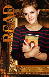 Emma Watson Read Campaign | American Library Associations