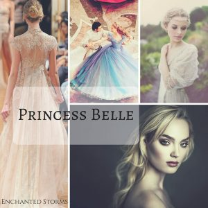 Enchanted Storms Characters Princess Belle