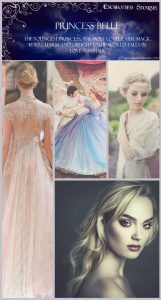 Enchanted Storms Characters Princess Belle pinterest