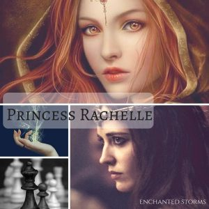 Enchanted Storms Characters Princess Rachelle
