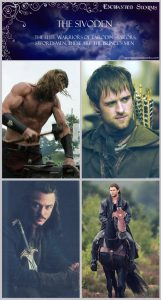 Enchanted Storms Characters Sivoden pinterest