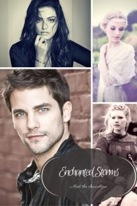 Enchanted Storms characters pinterest