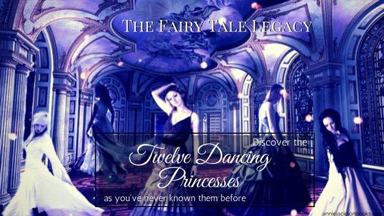 Fairy Tale Legacy: Twelve Dancing Princesses