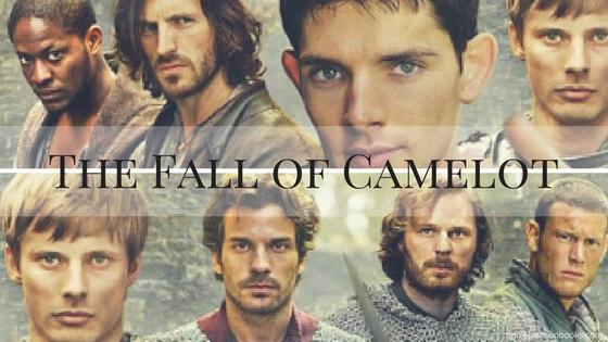 Fall of Camelot Merlin Tomiwa Edun Eoin Macken Colin Morgan Bradley James Santiago Cabrera Rupert Young Tom Hopper feature
