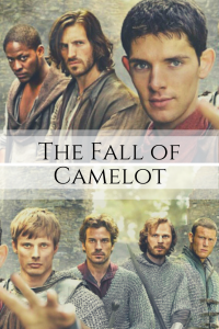 Fall of Camelot Merlin Tomiwa Edun Eoin Macken Colin Morgan Bradley James Santiago Cabrera Rupert Young Tom Hopper pinterest