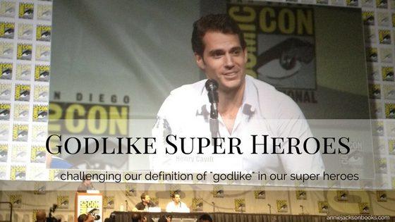 Godlike superheroes