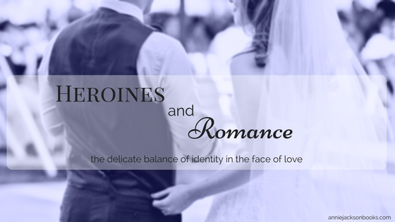 Heroines and Romance feature