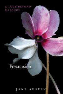 Jane Austen Persuasion by Jane Austen HarperCollins Twilight cover