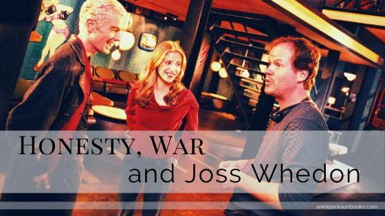 Joss Whedon and Honesty Buffy James Marsters Sarah Michelle Geller Joss Whedon feature