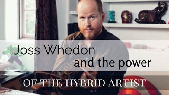 Joss Whedon hybrid artists feature feature