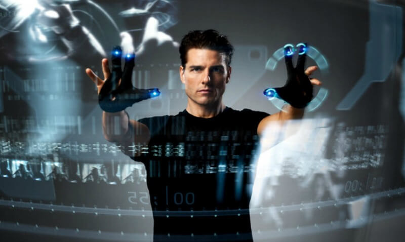 MINORITY REPORT Tom Cruise as John Anderton Twentieth Century Fox