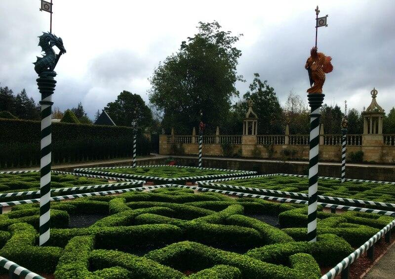 New Zealand Hamilton Gardens