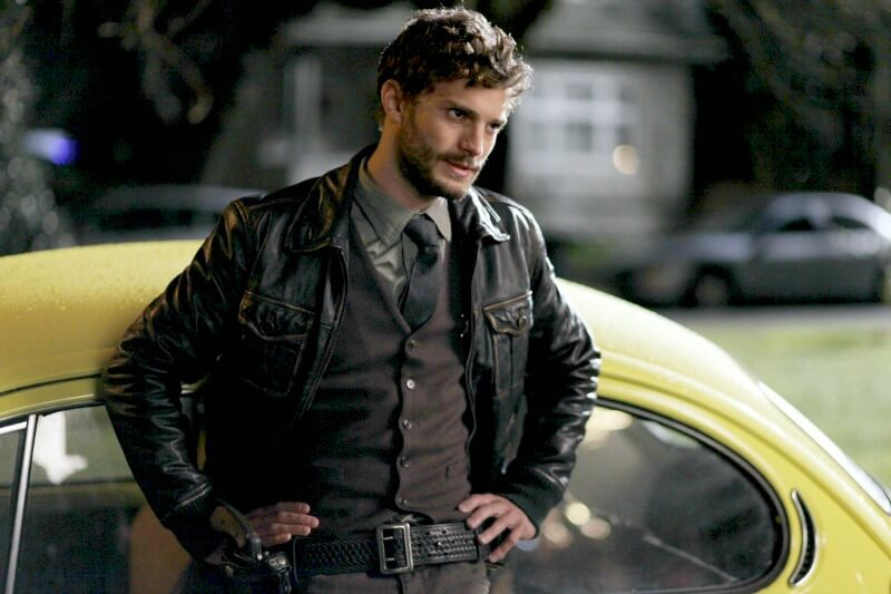 ONCE UPON A TIME The Pilot 1x01 | Jamie Dornan as Sheriff Graham HumbertThe Huntsman (ABC)