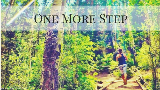 One more step feature