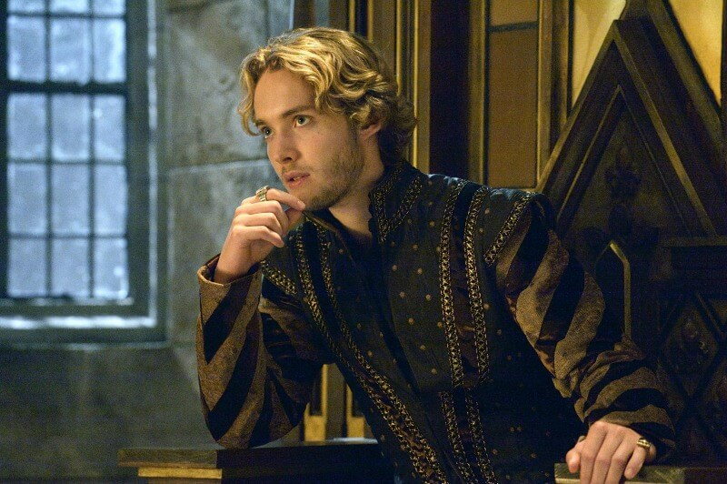 REIGN The Lamb and the Slaughter 2x04 Toby Regbo as Francis de Valois The CW