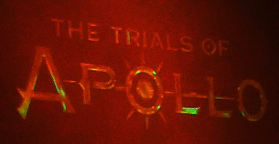 Rick Riordan Trials of Apollo
