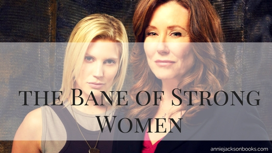 Strong Women Katee Sackoff Mary McDonnell feature