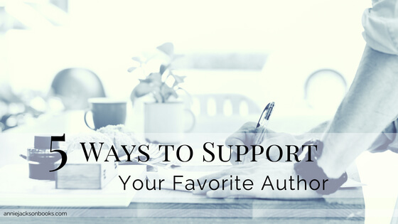 Support Authors feature