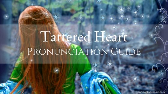 Tattered Heart pronunciation guide