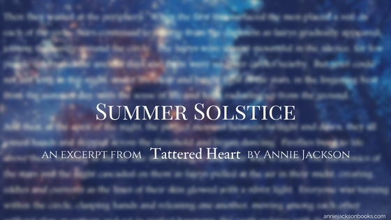 Tattered Heart Summer Solstice feature