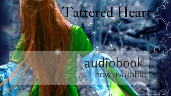 Tattered Heart is an audiobook