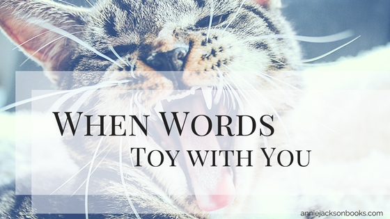 When Words Toy with You feature