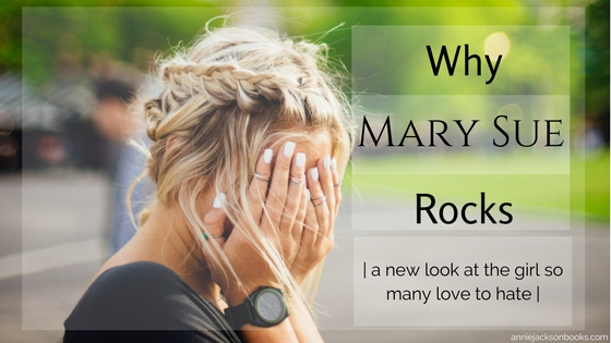 Why Mary Sue Rocks feature