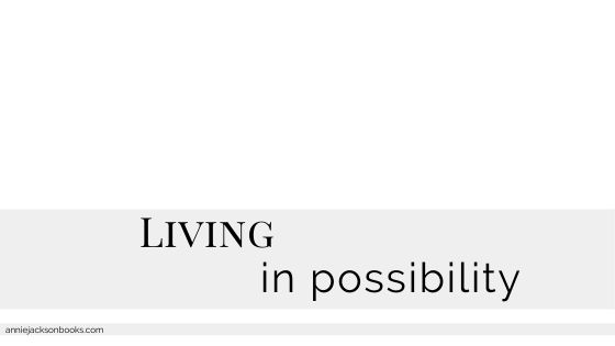 living in possibility feature