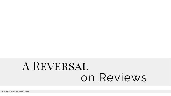 a reversal on reviews