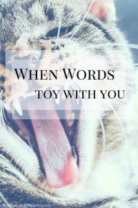 when words toy with you pinterest